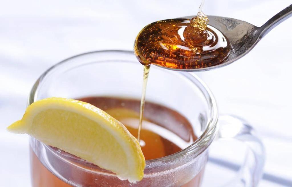 Какао с медом и маслом от кашля