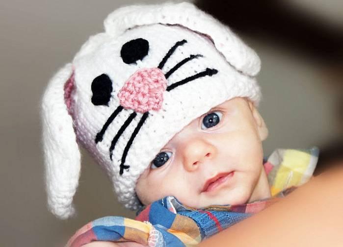 Подбираем размер шапки для ребенка