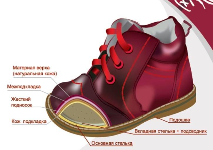 Первая обувь для малыша, когда нужна, как правильно выбрать