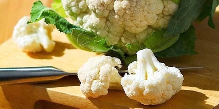 Как и сколько варить цветную капусту (свежую, замороженную)