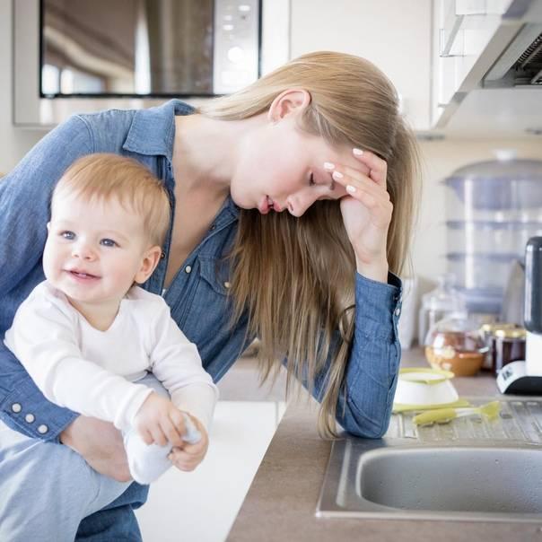 14 советов, как все успевать с маленьким ребенком