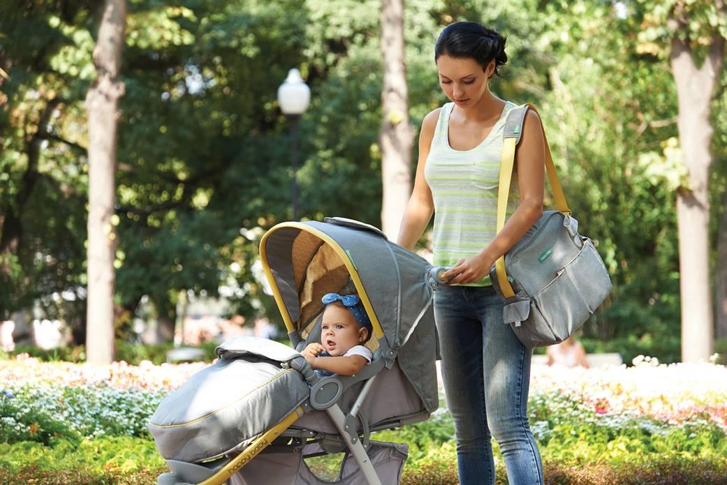 На прогулку с первых дней. во что одеть ребенка и сколько гулять . когда нельзя гулять с малышом?