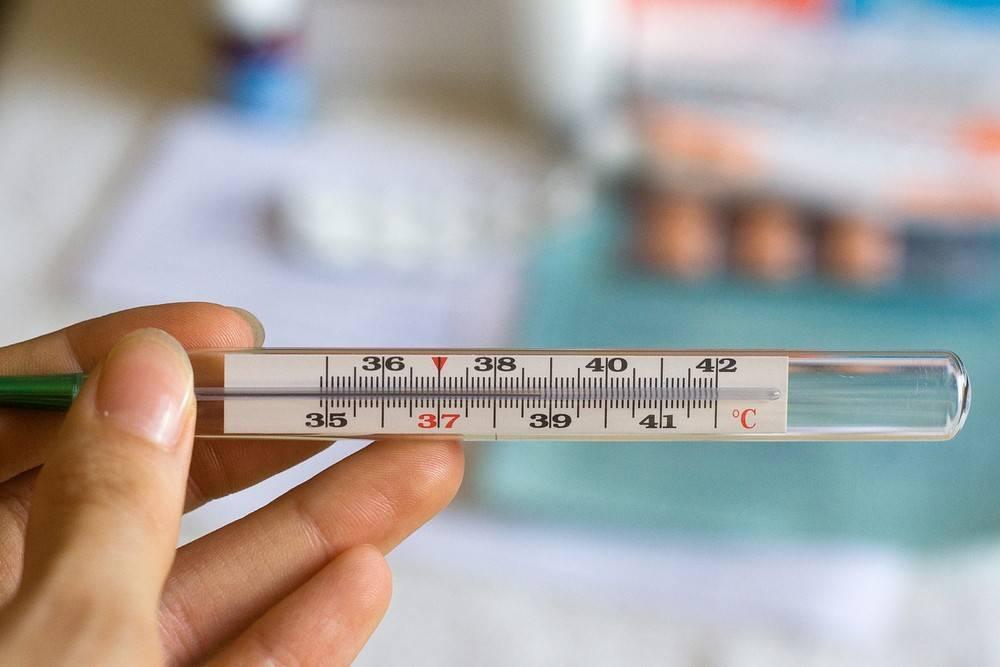 ➤ повторный подъем температуры при орви у ребенка