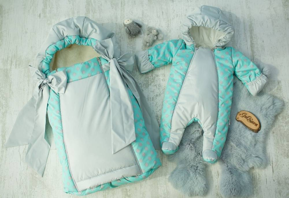 Во что одевать новорожденного на выписку из роддома зимой для ребенка