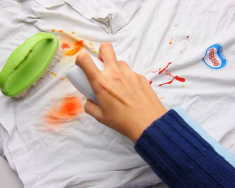 Как и чем отмыть фломастер с кожи ребенка – самые безопасные методы