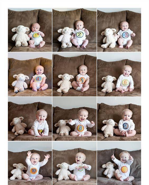 Младенческие игры: от 6 до 9 месяцев - причины, диагностика и лечение