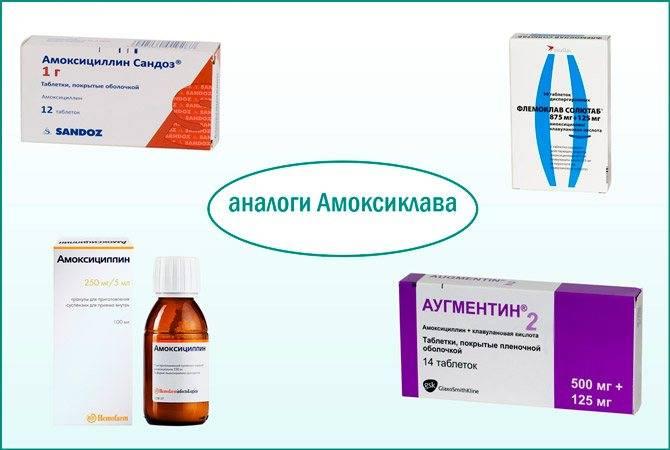 Антибиотики при лимфадените