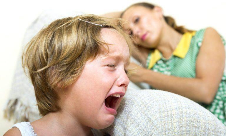 Плач ребенка: его причины и особенности в разном возрасте