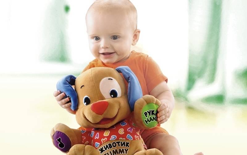 Какие игрушки нужны ребёнку в 1 год