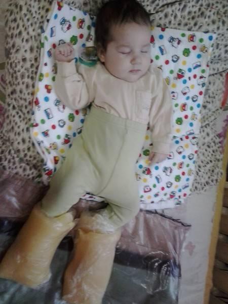 Парафиновые сапожки для детей в домашних условиях: видео и советы с фото