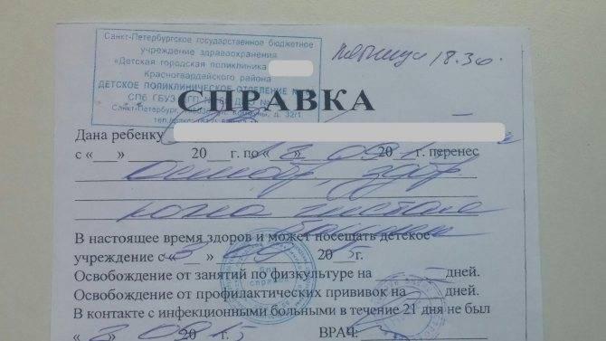 """Медицинская справка для бассейна в сети клиник """"ниармедик"""""""