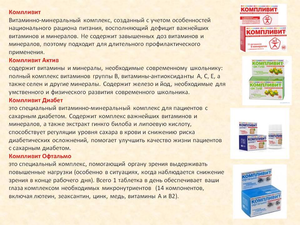 Витамины для подростков 14 лет: какие лучше выбрать