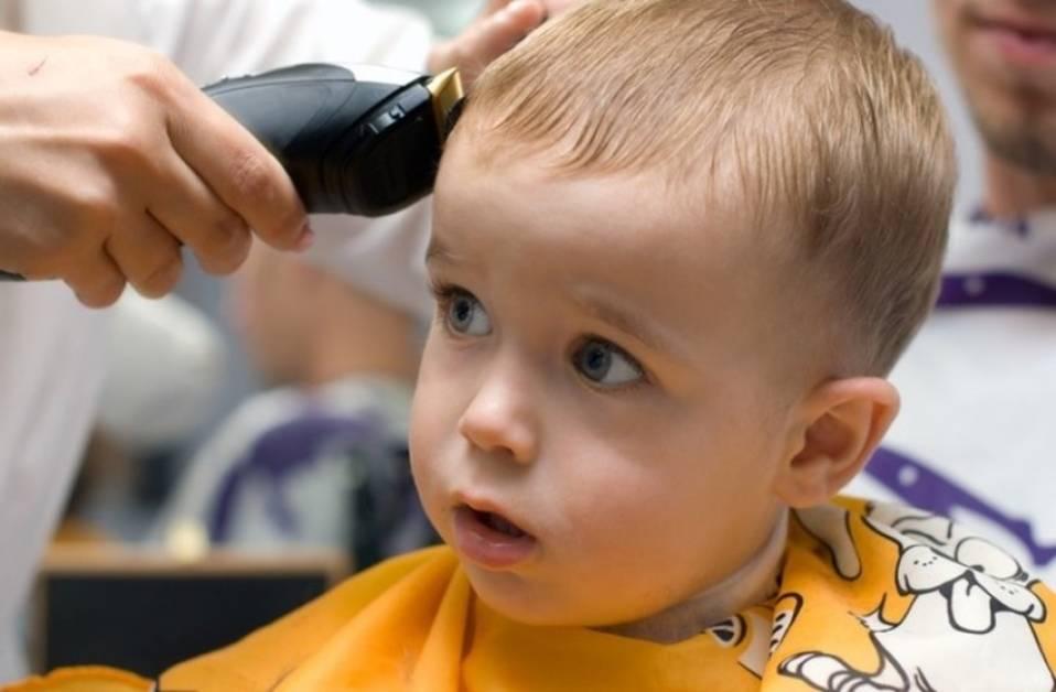Стрижка ребенка в 1 год: необходимость или традиция