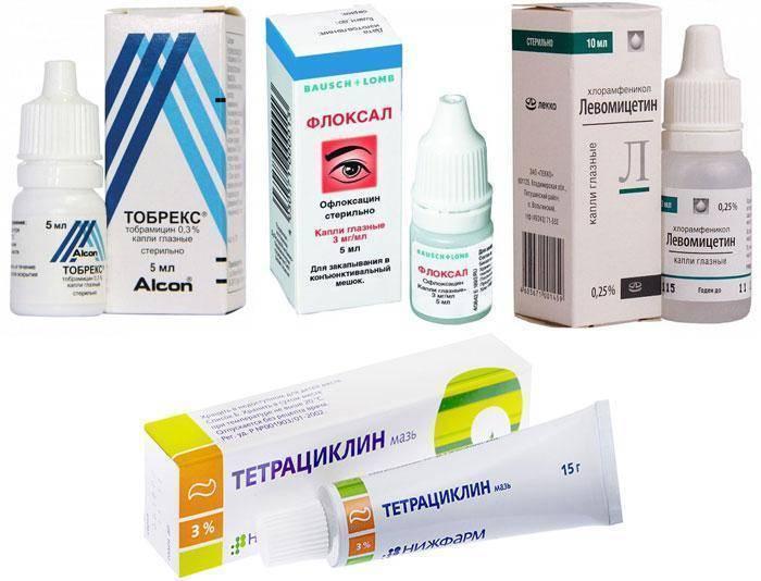 Детские капли для глаз — антибактериальные, от воспаления, увлажняющие и от аллергии