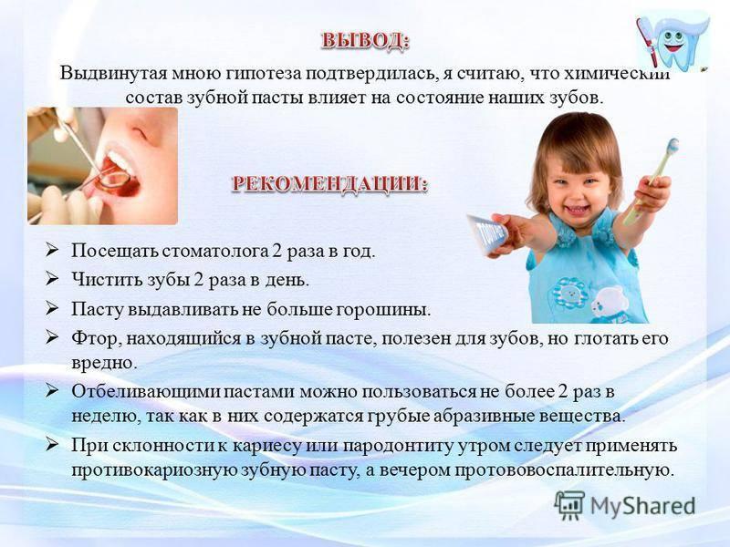 Детская зубная паста от 0 до 3 лет: ROCS, Splat, Lacalut (без фтора, список)
