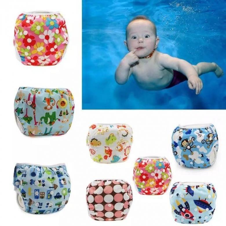 Подгузники для плавания. детские трусики-подгузники libero swimpants
