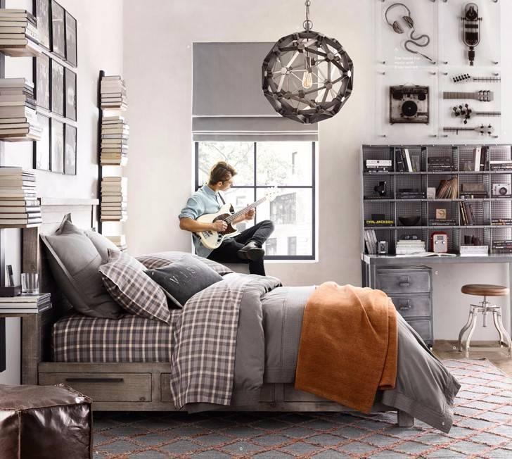 Мебель для подростка в современном стиле - 40 лучших вариантов!