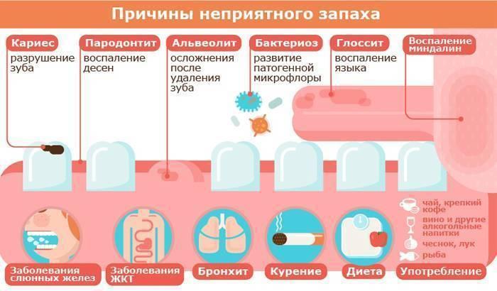 Что делать, если у ребёнка неприятный запах изо рта   детская стоматология shifa