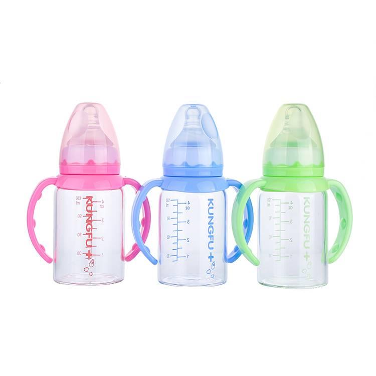 Бутылочка для новорожденного: какую лучше купить для ребенка на искусственном вскармливании (стекло или пластик), как правильно выбрать детские аксессуары?