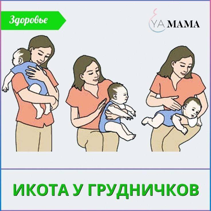 Что делать после того, как ребенок падает?
