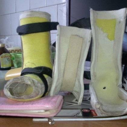Приготовление парафиновых сапожек для лечения детей в домашних условиях