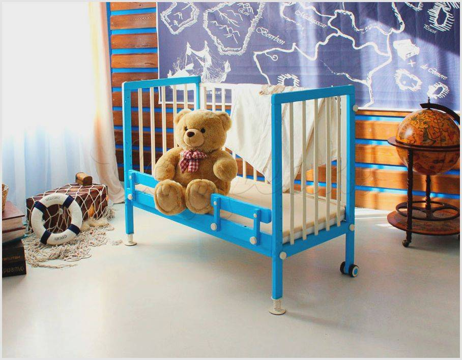 Детские кроватки – виды детских кроваток и особенности их применения в интерьере детской комнаты (130 фото)