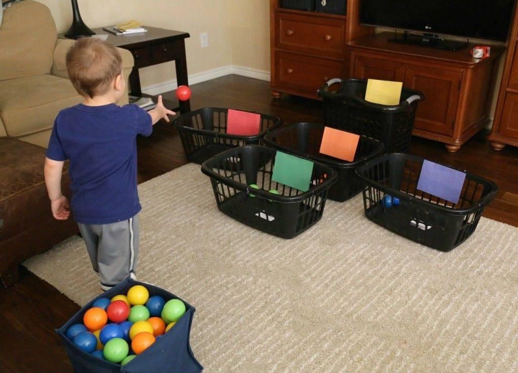 Во что поиграть с ребенком – активные развивающие игры в доме и на улице (90 фото)