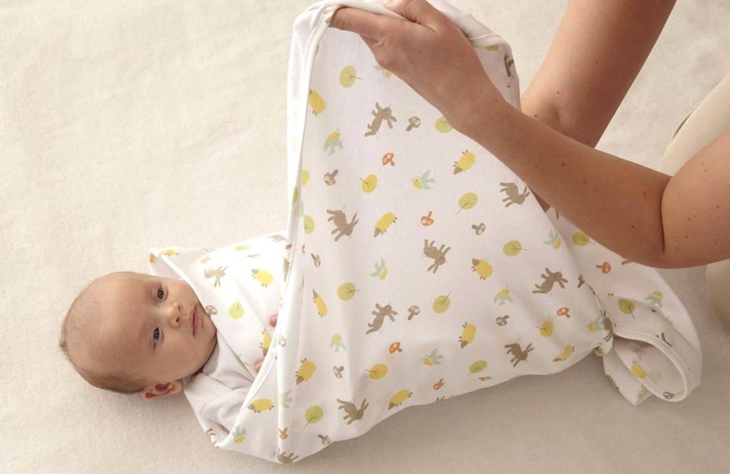 Как отучить ребенка от пеленания на ночь: спим без пеленок