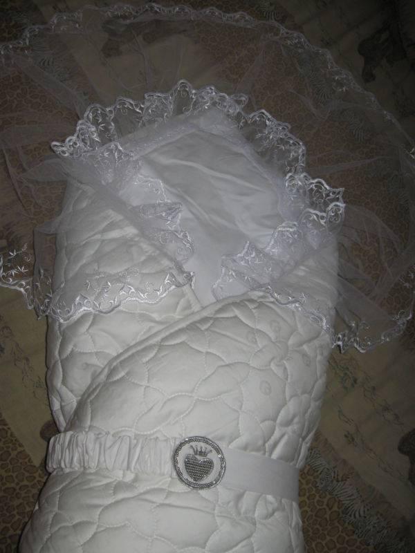 Конверт на выписку своими руками: мастер-класс по шитью одеяла и трансформера (видео)