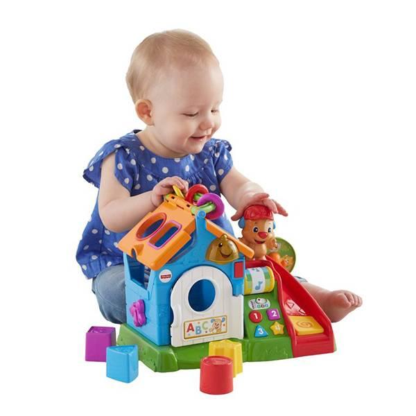Какие игрушки подойдут детям в 5 месяцев: выбираем товары для развития