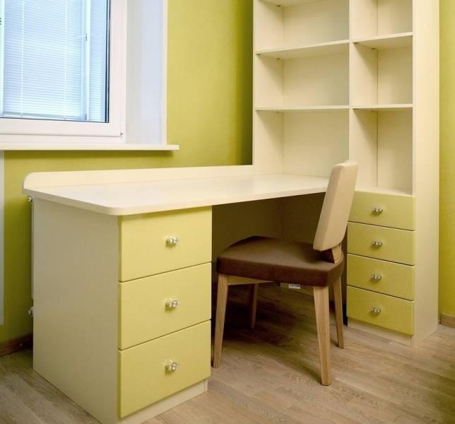 Каким должен быть письменный стол для школьника?