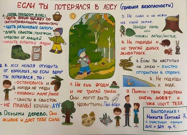 Ребёнок потерялся в лесу: как искать и предотвратить: советы для родителей
