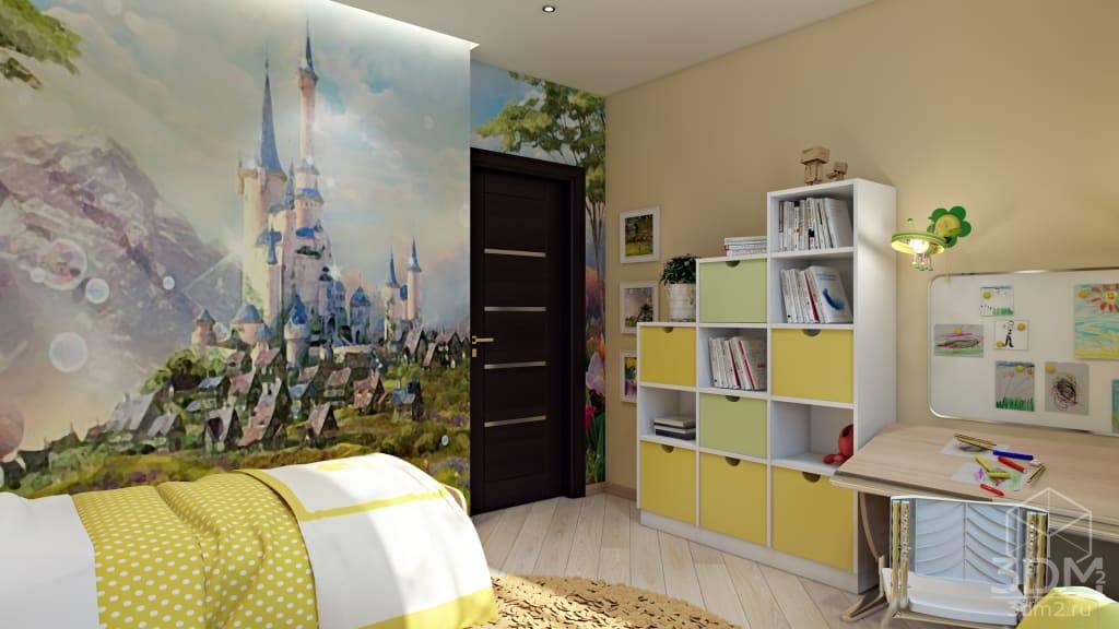 Детские спальни для мальчиков: современные интерьеры (20 фото)