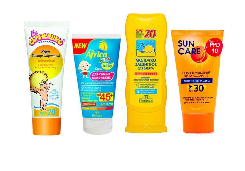 Нужно ли, собираясь на прогулку, использовать солнцезащитный детский крем? - все о загаре и средствах для загара