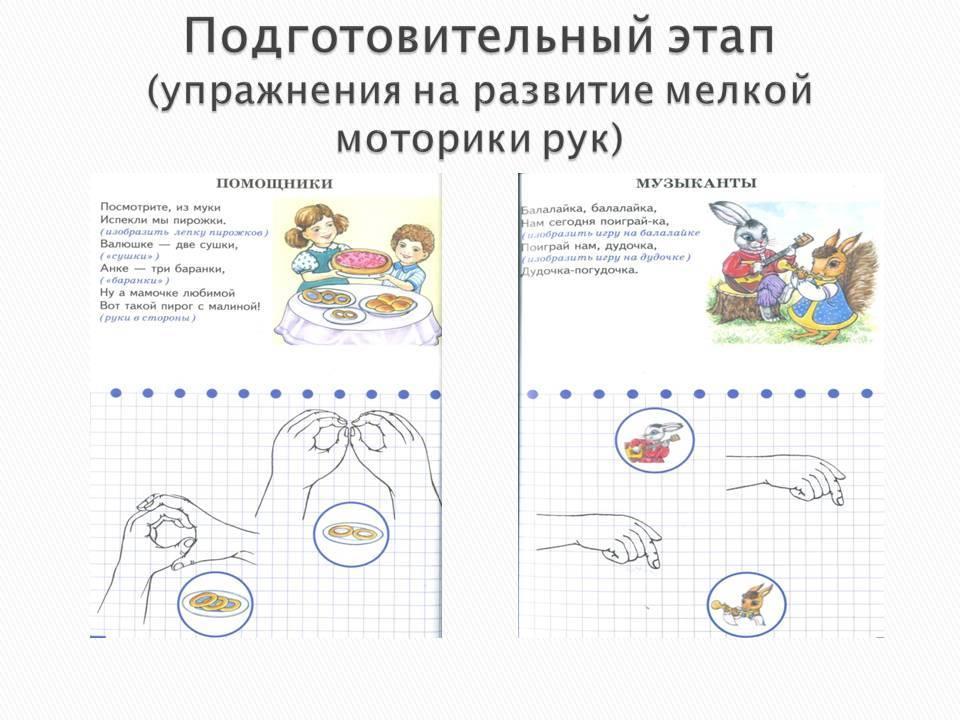 Игры на развитие мелкой моторики для детей 4-5 лет дома