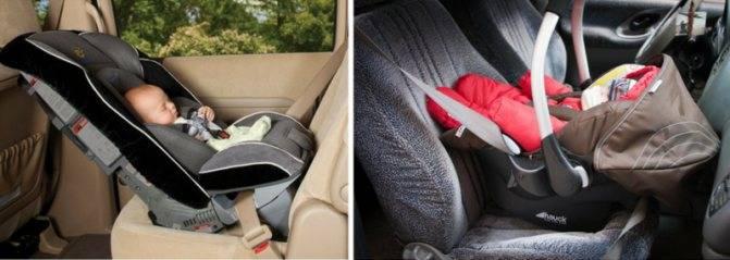 Как можно перевозить грудного ребенка в машине в 2020 году