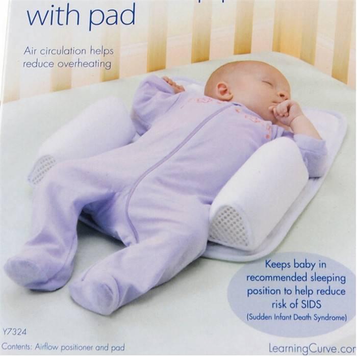 Подушка для новорожденного: необходимость, виды, советы перед покупкой