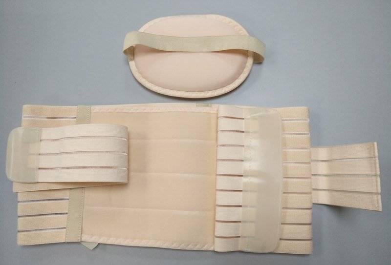 Бандаж для новорожденных от пупочной грыжи: необходимость ношения, правила подбора, советы педиатров, отзывы