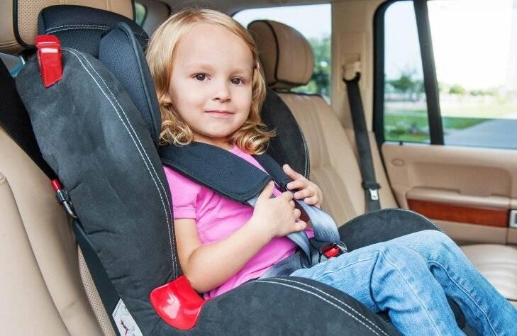 Можно ли перевозить ребенка в бескаркасном кресле