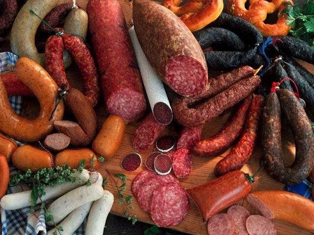 Копченая колбаса при грудном вскармливании