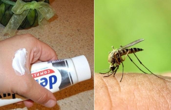 Защищаем ребенка от укусов комаров