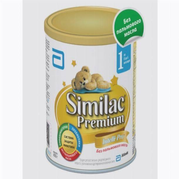 Рейтинги детских смесей без пальмового масла