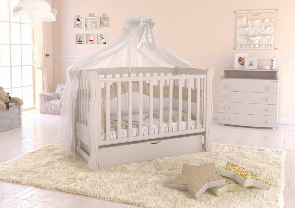 Лучшие детские кроватки для новорожденных в 2020-2021 году: рейтинг по цене и качеству