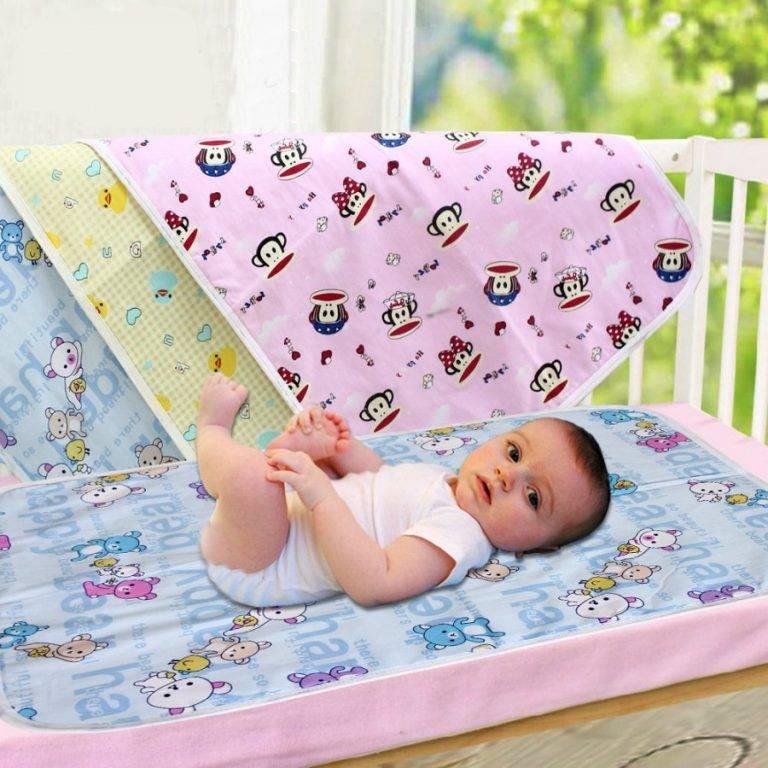 Одноразовые пеленки для детей: назначение, размеры и выбор