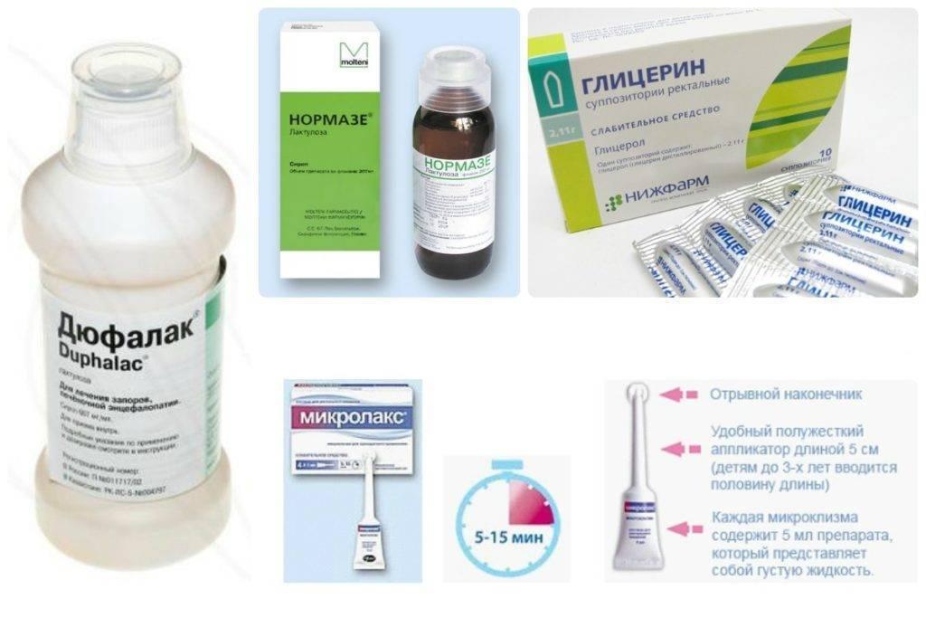 Причины, симптомы и лечение запоров у грудничков | микролакс®