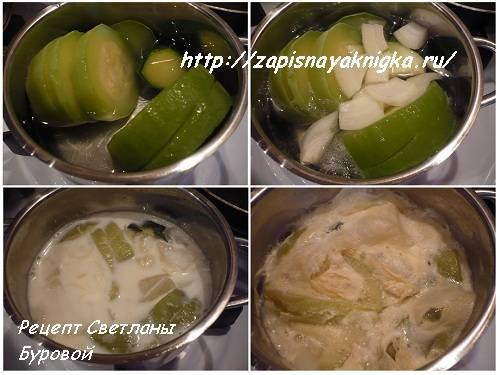 Первые блюда: как приготовить вкусное и полезное овощное пюре для грудничка?