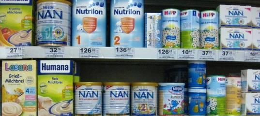 Гипоаллергенные детские безмолочные и молочные смеси без пальмового масла: список и ассортимент продуктов на основе высококачественных молочных жиров
