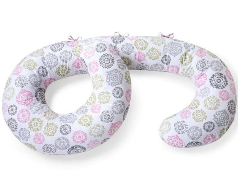 Подушка для кормления новорождённого малыша грудью: классификация, какая лучше, правила выбора