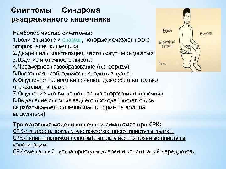 Симптомы болезни - боли в желудке