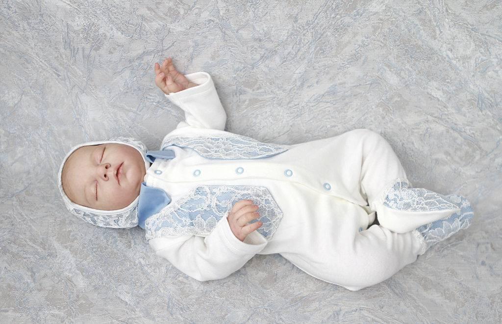 Список необходимых вещей для новорожденного